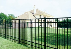 Click here to see our Aluminum Fence gallery