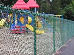 Click here to see our Chain Link Fence gallery