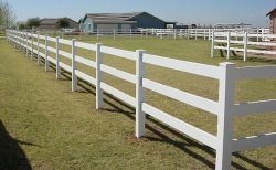 Click here to see our Farm Fencing gallery